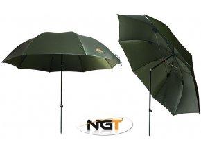 NGT deštník Green Brolly 2,50 m
