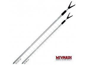 Vidlička hliníková Mivardi V - přední 90/125 cm