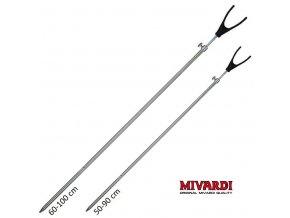 Vidlička ocelová Mivardi U - zadní 90/100 cm