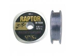Rybářský vlasec ESOX Raptor Hi-Tech 100 - 1000 m