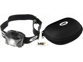NGT čelovka XPR USB Rechargeable Headlamp