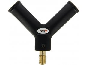 NGT kovový kříž k podběráku