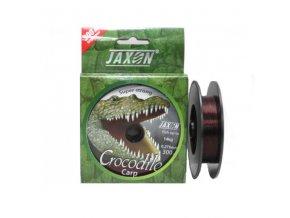 Rybářský vlasec JAXON Crocodile Carp 600 m