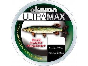 Vlasec Okuma Ultramax Pike - Green