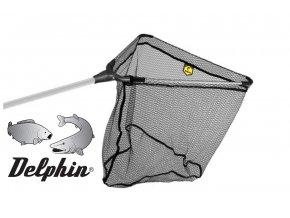 Podběrák Delphin - plastový střed