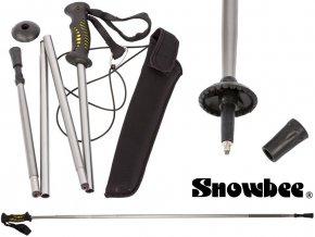 Snowbee brodící hůl New Folding Wading Staff