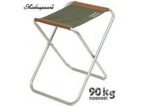 Shakespeare stolička Folding Stool