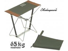 Shakespeare stolička Folding Stool Small