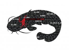 Delphin samolepka Sumec Words