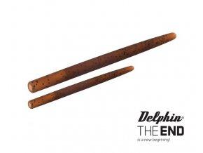 Delphin tvrdá gumička proti zamotání The End - 10 ks