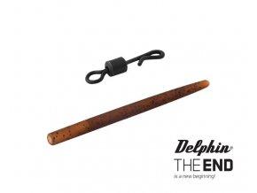Delphin Quick Swap s gumičkou The End - 6 ks