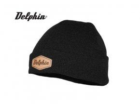 Vlněná zimní čepice Delphin