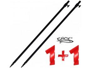 Esox zavrtávácí vidličky 75/125 cm - AKCE 1+1