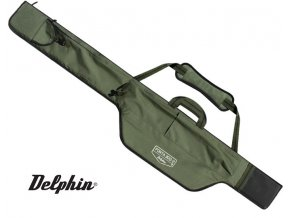 Dvoukomorové pouzdro Delphin Porta 300-2 - dlouhá kapsa