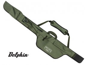 Dvoukomorové pouzdro Delphin Porta 360-2 - dlouhá kapsa
