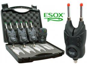 Signalizátory s příposlechem Esox Ufo set 2+1, 3+1