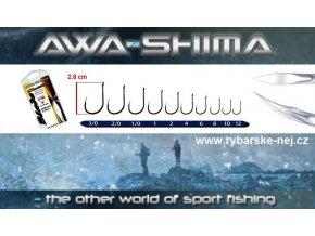 Háčky Awa-Shima 1053 Cutting Blade 10 ks