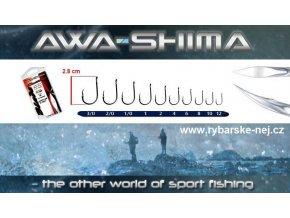 Háčky Awa-Shima 1095 Cutting Blade 10 ks