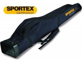 Sportex obal na pruty XXL Rod Bag čtyřkomorový 165 cm