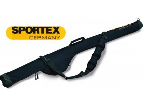 Sportex pouzdro na prut Rod tube 125, 150, 165 cm