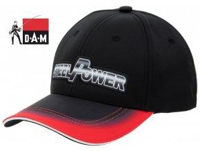 Kšiltovka DAM Steelpower Cap