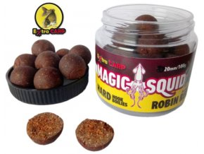 Extra Carp Magic Squid Hard Hook Boilie - 100 g