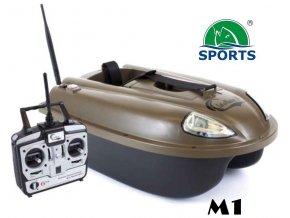 Zavážecí loďka Sports M1 zásobník 2 kg