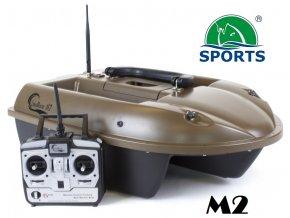 Zavážecí loďka Sports M2 - zásobník 4 kg