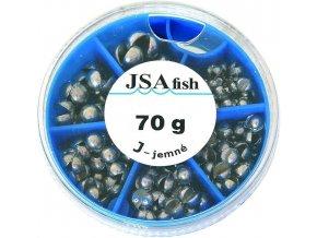 JSA Fish broky jemné 70 g