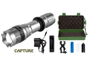 JAF Capture multifunkční baterka XFI 3WT