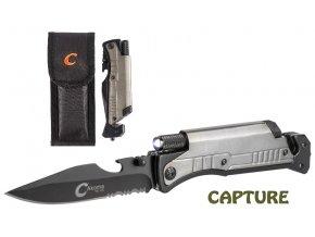 JAF Capture rybářský nůž Akoma T21-OX Tactical Knife