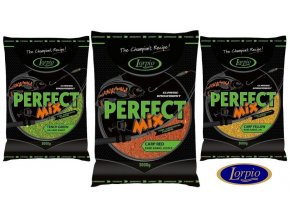 Krmení Lorpio Perfect Mix 3 kg