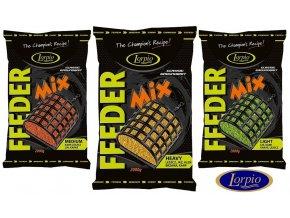 Krmení Lorpio Feeder Mix 2 kg