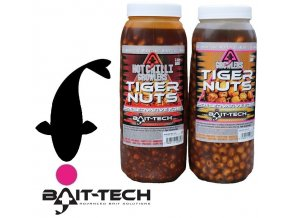 Bait-Tech tygří ořech Growlers Tiger Nuts Jar 2,5 L