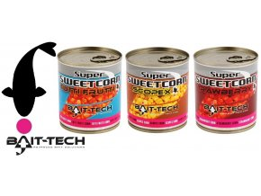 Bait-Tech kukuřice Super Sweetcorn 300 g