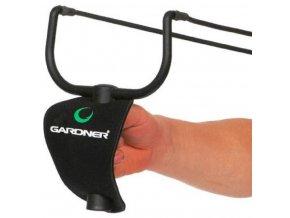 Gardner kryt ruky k praku Slinga Knuckle Guard