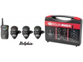 Delphin Roler Shock sada signalizátorů 3+1