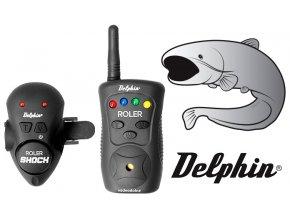 Delphin Roler Shock sada signalizátor s příposlechem