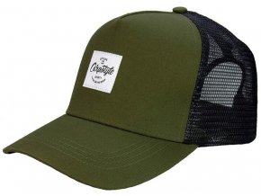 Kšiltovka Carpstyle Forest Trucker