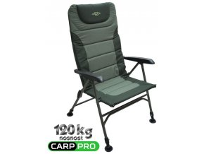 Carp Pro rybářské křeslo Carp Chair II XL