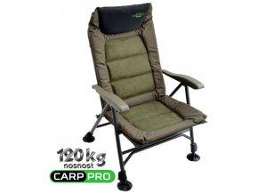 Carp Pro rybářské křeslo Carp Chair