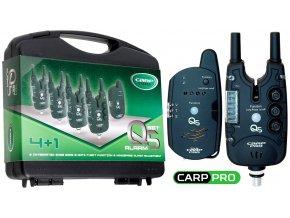 Carp Pro sada hlásičů Q5 4+1