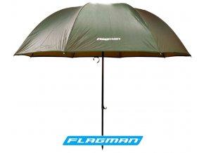 Flagman rybářský deštník Umbrella Green 2,5 m