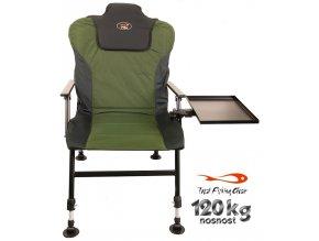 TFG rybářské křeslo Bank Boss EZ Chair