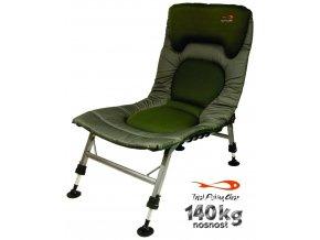 TFG křeslo Dave Lane Hardcore Recliner Chair