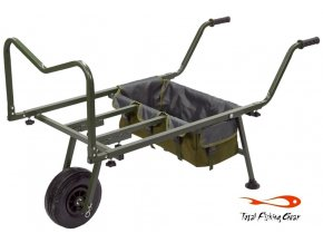 TFG přepravní vozík Banshee Barrow + taška pod vozík