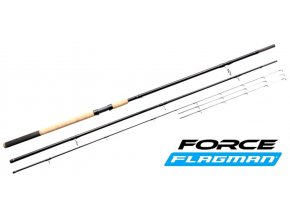 Flagman feederový prut Force Active Carp Medium Feeder 360 cm/65 g