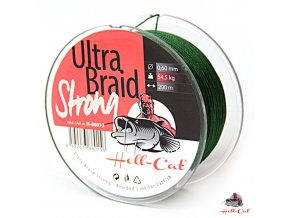 Hell-Cat Ultra Braid Strong 0,48 mm/250 m