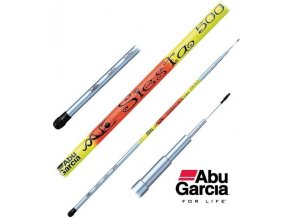 Abu Garcia rybářský bič Siesta T Pole 300, 400, 500, 600