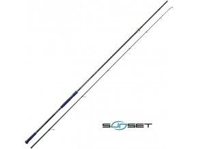 Vláčecí prut Sunset Sunbull SW2 EVO 3,30 m/60-100 g